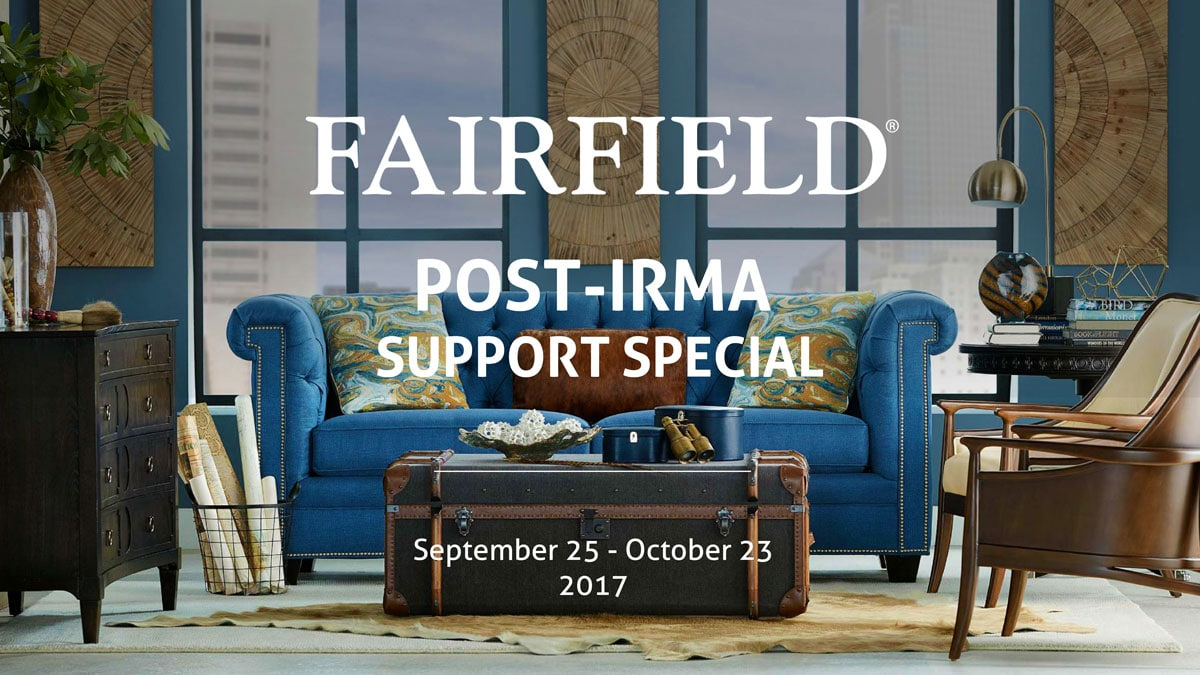 Fairfield Post-Irma Support Special